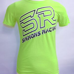 green-t-front